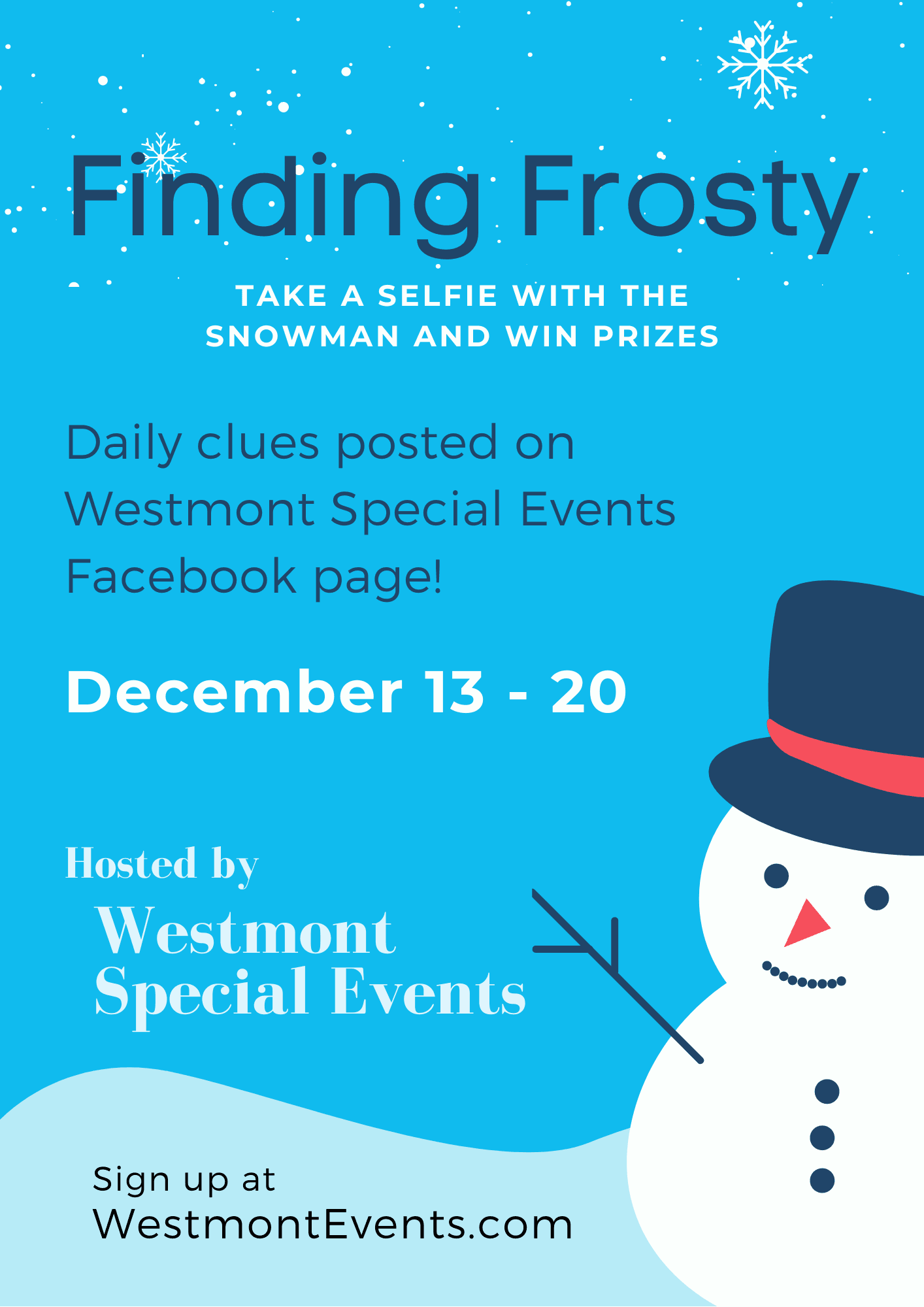 FINAL Frosty poster