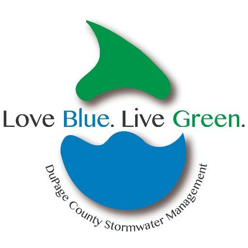 Love Blue. Live Green logo