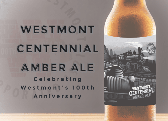 Westmont Centennial Amber Ale WB
