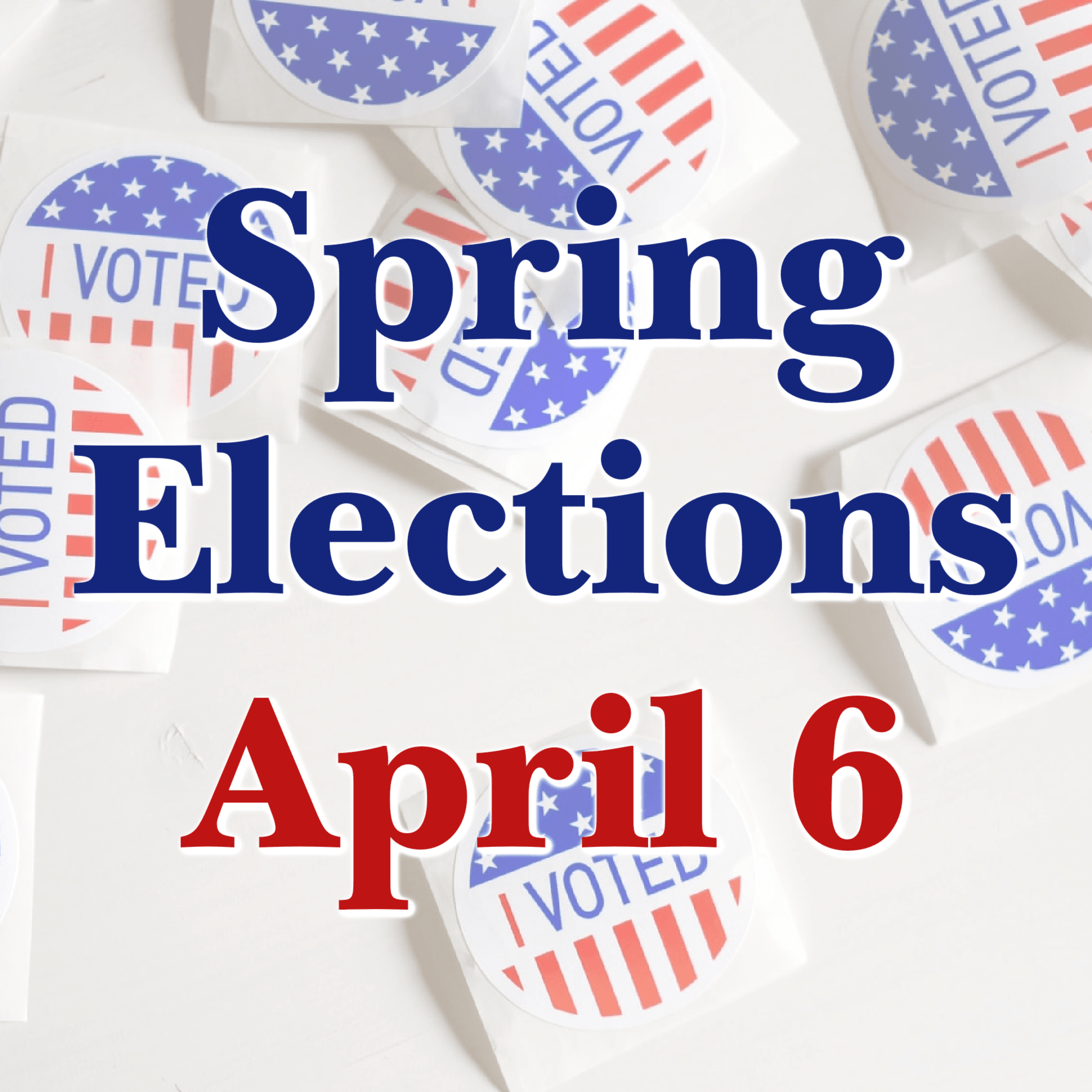 Spring Elections CC
