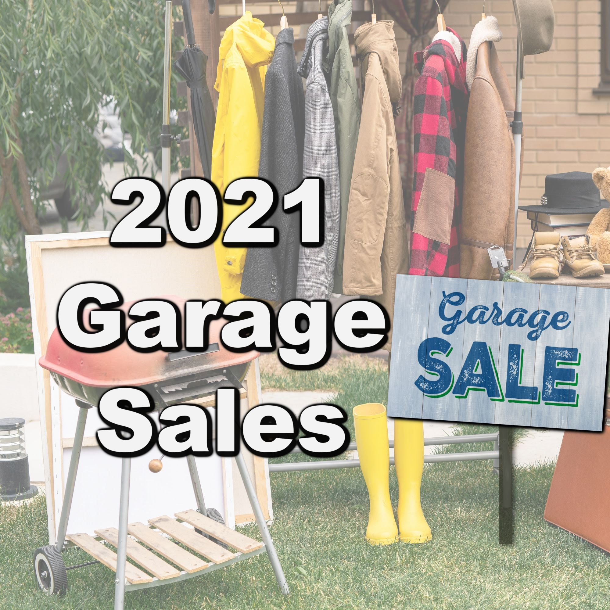 Garage Sale Sign-Up CC